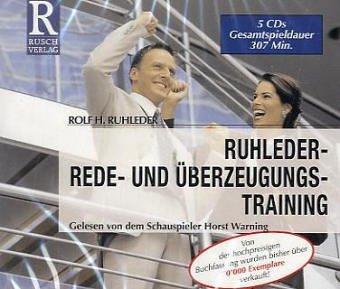 Ruhleder-Rede- und Überzeugungs-Training