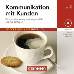 Pocket Business - Hörbuch: Kommunikation mit Kunden: