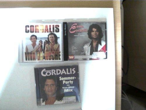 3 CD´s: Costa Cordalis - Viva La Noche, Seine größten