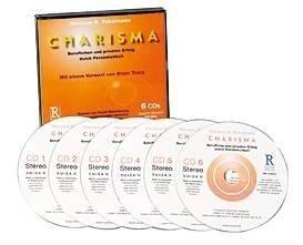 Charisma. 6 CDs . Beruflichen und privaten Erfolg durch