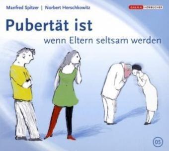 Pubertät ist, wenn Eltern seltsam werden