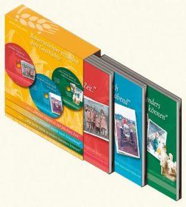Bauerntöchter Hörbuch-Paket. 3 CDs: Bauerntöchter erzählen