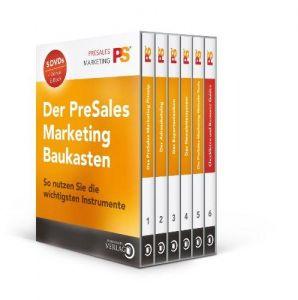 Der PreSales Marketing Baukasten - Aktionspreis