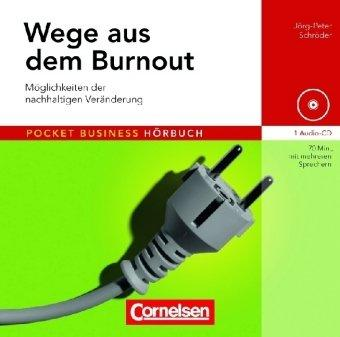 Pocket Business - Hörbuch: Wege aus dem Burnout: