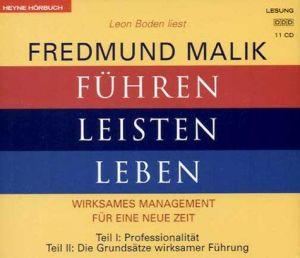 Führen, Leisten, Leben. 11 CDs. . Wirksames Management für