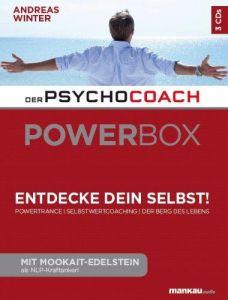 Power-Box: Entdecke dein Selbst!, 3 Audio-CDs: Entdecke dein