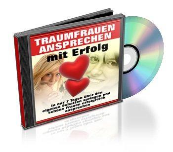 Hörbuch Traumfrauen ansprechen-mit Erfolg 152 min CD