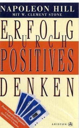 Erfolg durch positives Denken. 4 Cassetten.