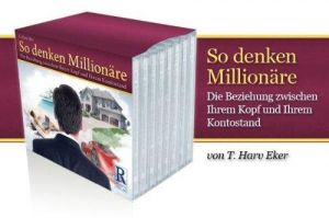 So denken Millionäre, 7 Audio-CDs + 1 Bonus-CD