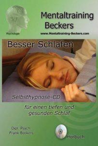 Besser Schlafen - Selbsthilfe CD bei Schlafstörungen und