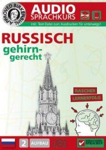 Birkenbihl Sprachen: Russisch gehirn-gerecht, 2 Aufbau,