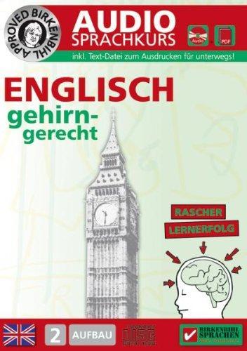 Birkenbihl Sprachen: Englisch gehirn-gerecht, 2 Aufbau,