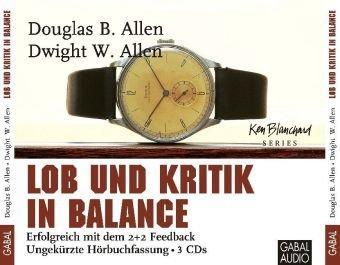 Lob und Kritik in Balance. 3 CD's: Erfolgreich mit dem 2+2