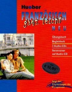 Französisch ganz leicht. Neu. 3 Text-Audio-CDs +