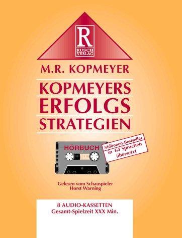 Kopmeyers Erfolgsstrategien, 8 Cassetten