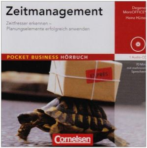 Pocket Business - Hörbuch: Zeitmanagement: Zeitfresser