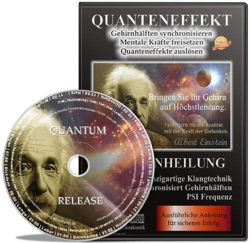 Quantenheilung durch Quanteneffekt - QUANTUM RELEASE: