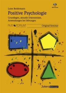 Positive Psychologie, MP3-CD, Dr. Luise Reddemann