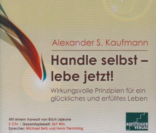Handle selbst - lebe jetzt!, 5 Audio-CDs