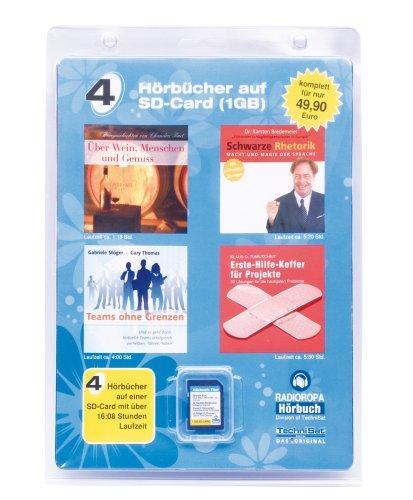 Hörbücher auf SD-Card: Sachhörbücher & Ratgeber: Über