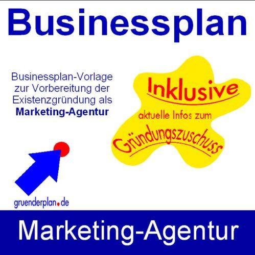 Businessplan Marketing-Agentur