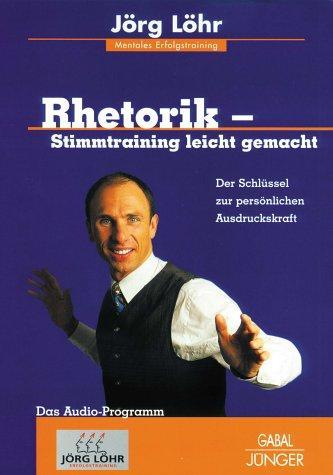 Power der Rhetorik, 3 Cassetten