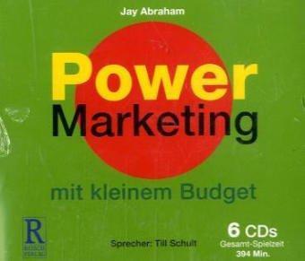 Power Marketing mit kleinem Budget