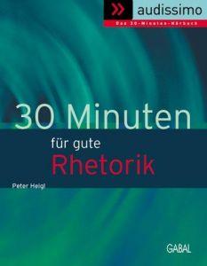 30 Minuten für gute Rhetorik, 1 Cassette