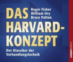 Das Harvard-Konzept: Sachgerecht verhandeln - erfolgreich