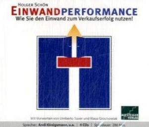 Einwandperformance, 4 Audio-CDs