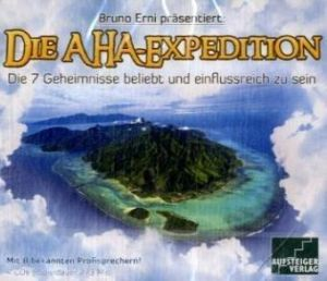 Die AHA-Expedition, 4 Audio-CDs