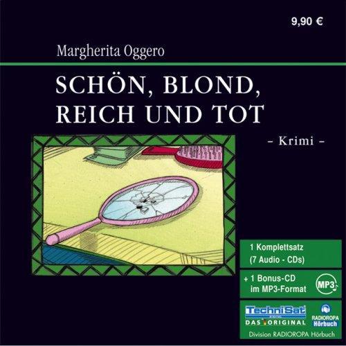 Schön, blond, reich und tot. 7 CDs + mp3-CD
