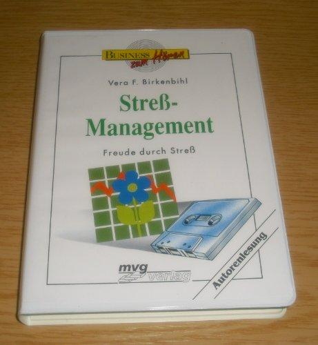 Streß- Management. Toncassette. Freude durch Streß