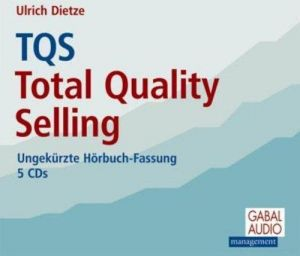 TQS Total Quality Selling. 5 CDs + Bonus CD-ROM
