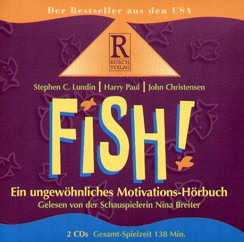 Fish. 2 CDs. . Motivations - Hörbuch