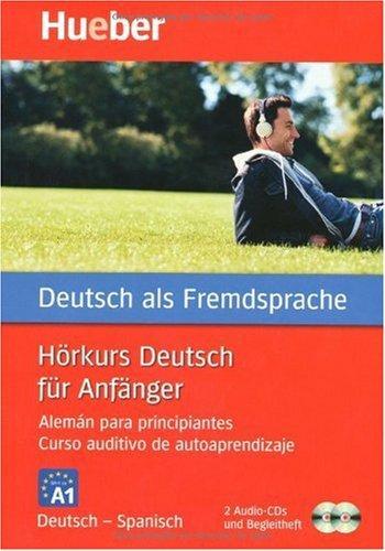 Hörkurs Deutsch für Anfänger, Spanisch