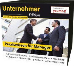 CD WISSEN - Unternehmeredition-Box. Praxiswissen für Manager,