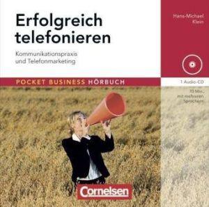 Pocket Business - Hörbuch: Erfolgreich telefonieren: