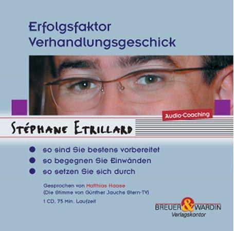 Erfolgsfaktor Verhandlungsgeschick. CD