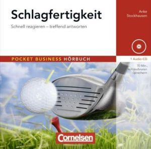 Pocket Business - Hörbuch: Schlagfertigkeit: Schnell reagieren