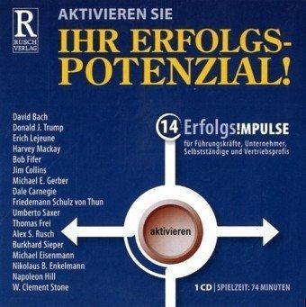 Aktivieren Sie Ihr Erfolgs-Potenzial!, 1 Audio-CD