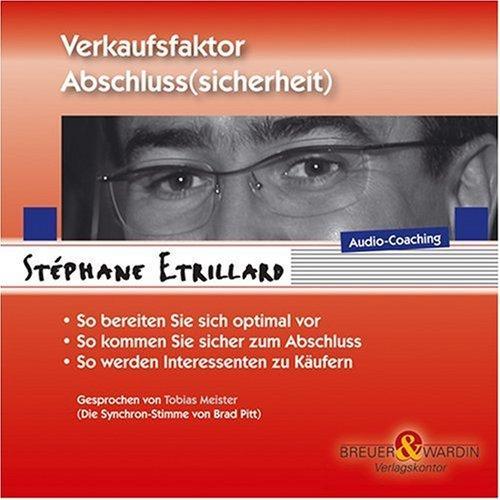 Verkaufsfaktor Abschluss(sicherheit). CD