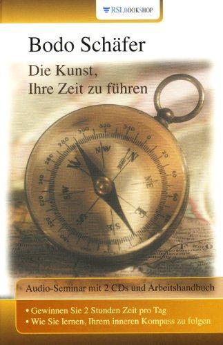 Die Kunst Ihre Zeit zu führen, 2 Audio-CDs