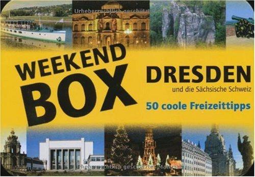 Weekend-Box Dresden und die Sächsische Schweiz: 50 coole