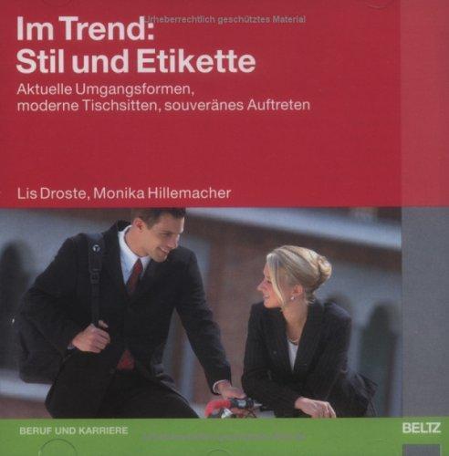 Im Trend: Stil und Etikette. 2 CDs.