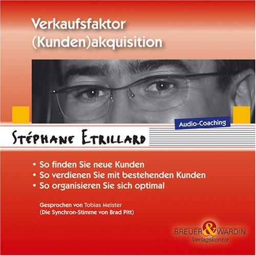 Verkaufsfaktor (Kunden)akquisition, CD