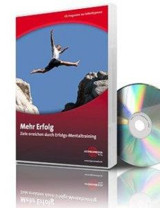 Hypnose - Mehr Erfolg, Ziele erreichen - CD zur Selbsthypnose