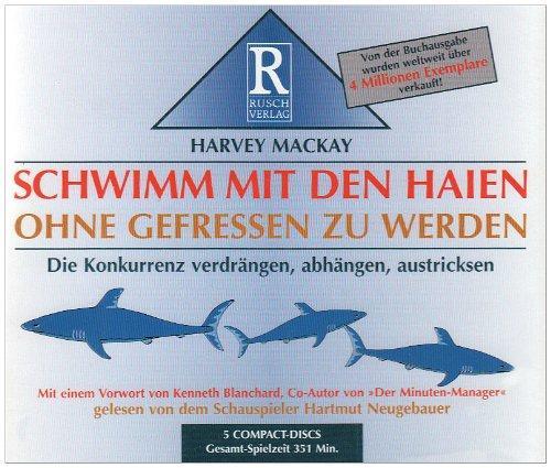 Schwimm mit den Haien ohne gefressen zu werden: Die Konkurrenz